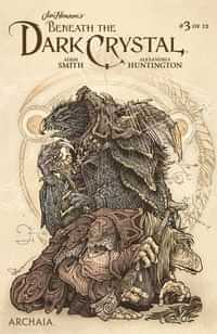 Jim Henson Beneath Dark Crystal #3 CVR B