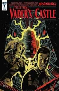 Star Wars Tales From Vaders Castle #1