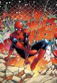 Typhoid Fever Spider-man One-Shot