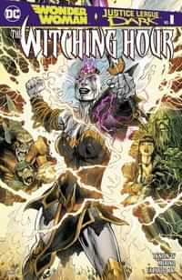 Wonder Woman and Justice League Dark Witching Hour CVR A
