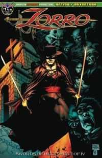 Zorro Swords of Hell #1