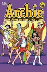 Archies Halloween Spectacular 2018