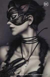Catwoman #4 CVR B