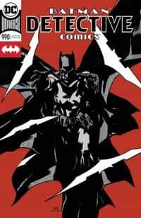 Detective Comics #990 CVR A Foil