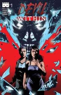 Devil Within #1 CVR A