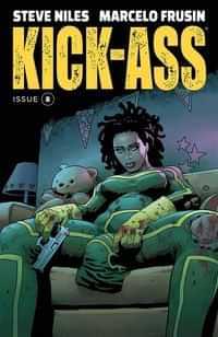 Kick-Ass #8 CVR A Frusin