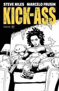 Kick-Ass #8 CVR B Frusin