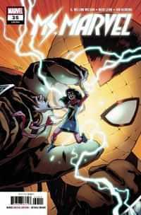 Ms Marvel #35