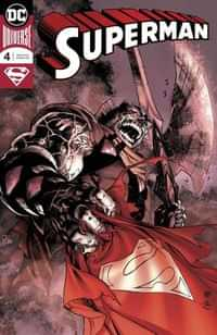 Superman #4 CVR A Foil
