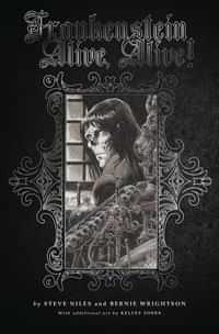 Frankenstein Alive Alive HC the Complete Collection