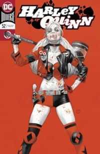 Harley Quinn #52 CVR A Foil