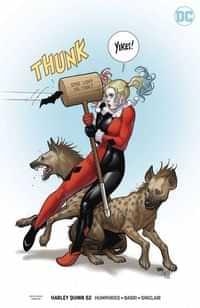 Harley Quinn #52 CVR B