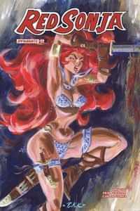 Red Sonja #22 CVR A Bullock