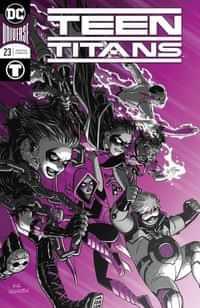 Teen Titans #23 CVR A Foil