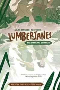 Lumberjanes GN Infernal Compass