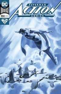 Action Comics #1004 CVR A Foil