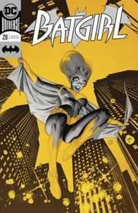 Batgirl #28 CVR A Foil