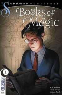 Books of Magic #1 CVR A