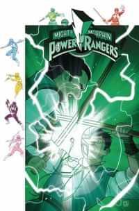 Mighty Morphin Power Rangers #32 CVR B