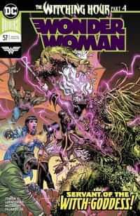 Wonder Woman #57 CVR A