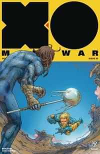 X-O Manowar #20 CVR A Rocafort