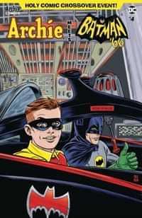 Archie Meets Batman 66 #4 CVR A Allred