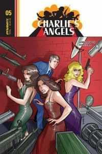 Charlies Angels #5 CVR B Eisma