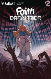 Faith Dreamside #2 CVR A Sauvage