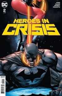 Heroes in Crisis #2 CVR A