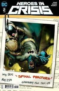 Heroes in Crisis #2 CVR B