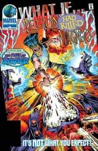 True Believers One-Shot What If Legion Killed Magneto