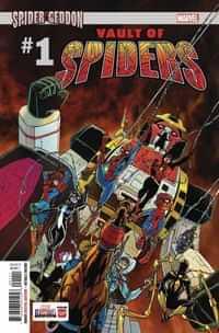 Vault of Spiders #1