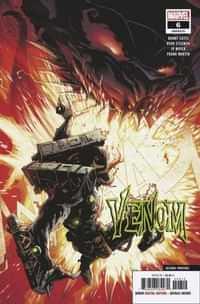 Venom #6 Second Printing