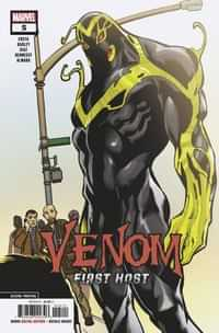 Venom First Host #5 Second Printing