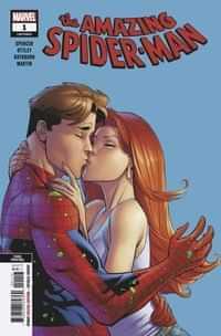 Amazing Spider-Man #1 Third Printing