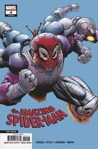 Amazing Spider-Man #4 Third Printing
