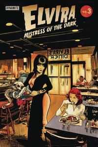 Elvira Mistress of Dark #3 CVR C Hack