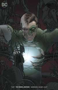 Green Lantern #1 CVR B