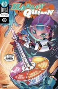 Harley Quinn #53 CVR A