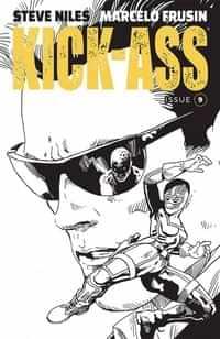 Kick-Ass #9 CVR B Frusin