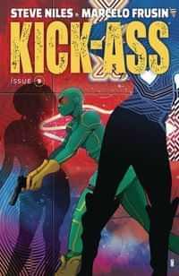 Kick-Ass #9 CVR C Ward