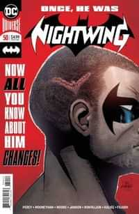 Nightwing #50 Second Printing