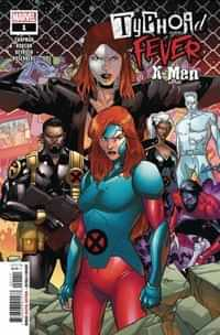 Typhoid Fever X-Men One-Shot