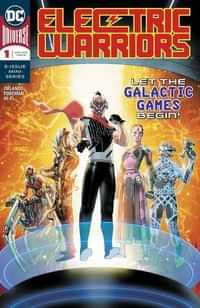 Electric Warriors #1 CVR A