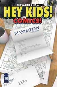 Hey Kids Comics #4