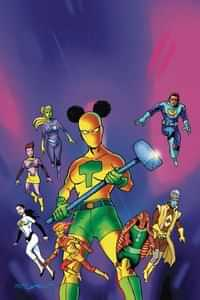 Quantum Age From the World of Black Hammer #4 CVR B