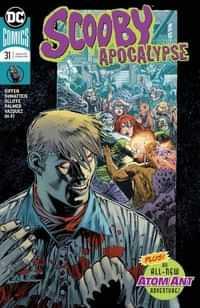Scooby Apocalypse #31 CVR A