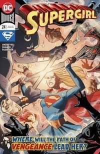 Supergirl #24 CVR A
