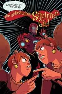 Unbeatable Squirrel Girl #38