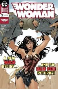 Wonder Woman #58 CVR A